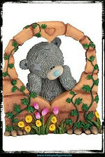 ME TO YOU FIGURINE ~ 40182 LOOK~OF~LOVE     ~ TATTY TEDDY BEAR ~  NOT BOXED