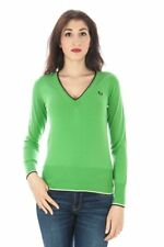 Fred Perry BO-31302169 Jersey pour femme - coleur Vert FR