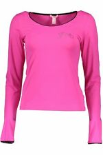 Guess BO-1702-T53_4300 T-shirt intima donna - colore Rosa IT