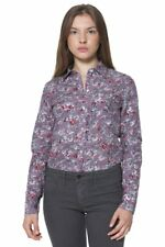 Fred Perry BO-31222109 Camicia donna - colore Rosa IT