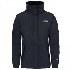 The North Face Resolve 2 Jacket Damen Regenjacke tnf black