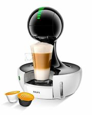Krups Nescafe Dolce Gusto Drop Touch Coffee Machine - White