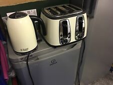 Russell Hobbs Cream Kettle And Toaster Set