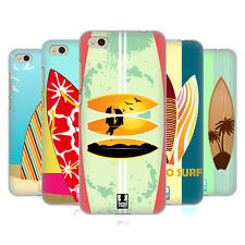 HEAD CASE DESIGNS SURFBOARDS COVER RETRO RIGIDA PER XIAOMI Mi 5c