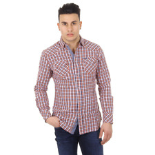 Diesel 00SFYS 0PAGT 8AT Camicia uomo Multicolore IT