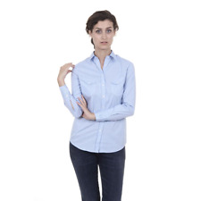 Fred Perry 31213398 0033 Camicia donna Azzurro IT