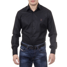 Versace 19.69 377 VAR. 541 Camicia uomo Nero IT