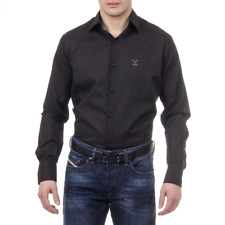 Versace 19.69 377 VAR. 534 Camicia uomo Nero IT