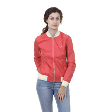 Fred Perry 31732079 0031 chaqueta para mujer Coral ES