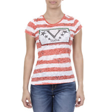 Versace 19.69 WM03 RED-WHITE T-shirt pour femme multicoleur FR