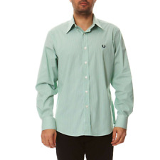 Fred Perry 30212889 0031 chemise pour homme Vert FR