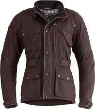 GENUINE Triumph Motorcycles Mens Waxed Cotton Barbour Riding Jacket NEW 2017
