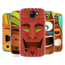 HEAD CASE DESIGNS COLLECTION TIKI ÉTUI COQUE EN GEL MOLLE POUR LG K3 (2017)