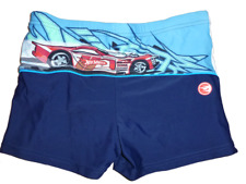 ARENA - COSTUME JUNIOR HOT WHEELS - BOXER - BEEBOP KIDS - NAVY, WHITE, TURQUOISE