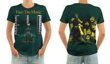 ELO - FACE THE MUSIC - FRONT & BACK LP COVER PRINT POLY/COTTON MIX T-SHIRT