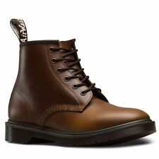 Dr.Martens 101 6 Eyelet Smokethorn Mens Leather Laces AirWair Casual Ankle Boots