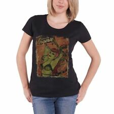 Official Ladies Justice League Bombshell Poison Ivy Lingerie Catalogue T-Shirt