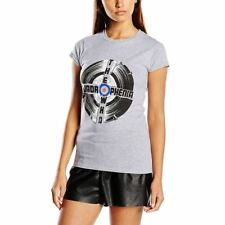 Official Ladies The Who Quadrophenia Grey Fitted T-Shirt | Sizes S - XL