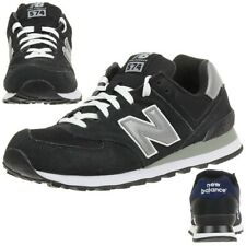 NEW BALANCE Ml574 NK Classic SNEAKER CHAUSSURES NOIRS POUR HOMMES ml574snk