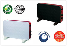 New 2000w Electric Convection Heater Portable Indoor Energy Saving Panel Heater