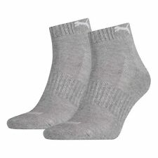 Puma Underwear Cushioned Quarter 2 Pack Chaussettes