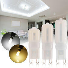 1/6/10X G9 5/8/12W LED Dimmable Ampoule remplacer Halogen lamp Chaud/Froid Blanc