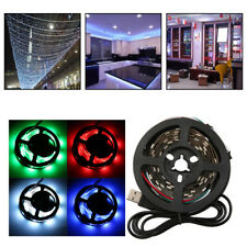 15-60 LED ws6812 RGB 5050 SMD USB 5v Flexible Blanco Tira Luces No IMPERMEABLE