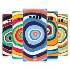 HEAD CASE DESIGNS COLOURFUL TREE RINGS HARD BACK CASE FOR SAMSUNG GALAXY NOTE8
