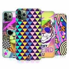 HEAD CASE DESIGNS BACK TO THE 80S HARD BACK CASE FOR APPLE iPHONE PHONES