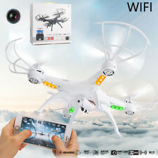 X5SW-1 Wifi FPV 2.4G 4CH 6 Axis RC Camera Drone UAV 2MP Quadcopter RTF Explorers