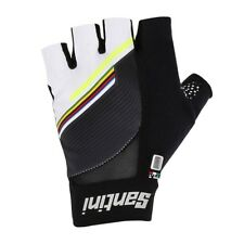 Santini Uci Rainbow World Champion Gloves Equipements pro tour