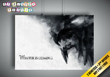 Cartel GAME OF THRONES WINTER IS COMING Wall Arte