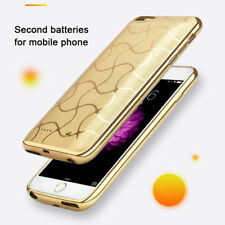 External Power Bank Backup Case Battery Charger Cover für iPhone 6Plus/7 Plus