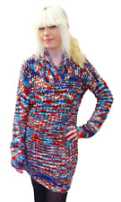 SALE! NEW 'BOUND' SUPREMEBEING RETRO CHUNKY KNIT SWEATER DRESS IN MOSS K34