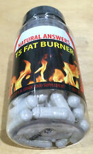 FAT BURNERS NATURAL ANSWERS T5 STRONGEST LEGAL PHARMACEUTICAL GRADE DIET PILLS