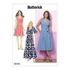 Butterick couture GABARIT femmes' Robe & SASH taille 6 - 22 b6446