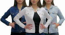 Donna Denim Giacca Giacca in jeans DONNE GIACCA JEANS GIACCA
