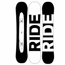 Ride Snowboard - Burnout Wide - All-Mountain, Freestyle, Hybrid Camber - 2018