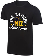 WWE THE MIZ The A-Lister Awesome OFFICIAL VINTAGE T-SHIRT