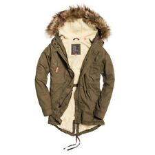 Superdry Heavy Weather Rookie Fishtail Parka Chaquetas