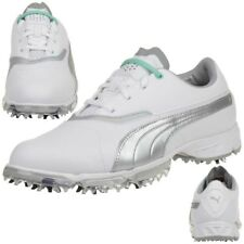 Puma BioPro mujer Zapatos de golf Golf 187588 02 IMPERMEABLE clavos