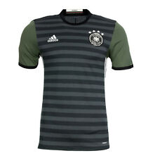 Adidas adizero DFB Deutschland AWAY Trikot Player Edition Rohling grau Gr M L XL