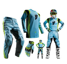 Thor Pulse Air Perfil COMBO AZUL PANTALONES CROSS Camiseta de Motocross MX