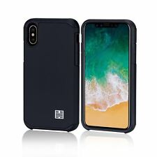 32nd Slim Armour Series - Dual-Layer Shockproof Case Cover For Apple iPhone X