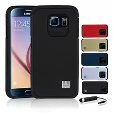 32nd Slim Armour Series - Dual-Layer Shockproof Case Cover For Samsung Galaxy S6