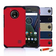 32nd Slim Armour Series - Dual-Layer Shockproof Case Cover For Motorola Moto G5
