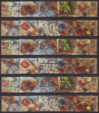 "LOT#328o(1-3) - GB QEII 1992 ""MEMORIES"" GREETINGS STAMP SETS (Multiple Listing)"