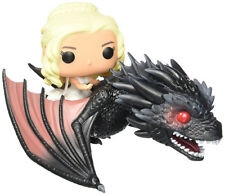 Funko Pop Game Of Thrones Rides Daenerys And Drogon Action Figure Toy