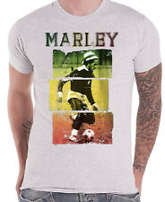 BOB MARLEY Rasta Football T-SHIRT OFFICIAL MERCHANDISE