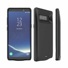 Samsung Galaxy Note 8 5500mAh External Backup Battery Charger Case Power Bank